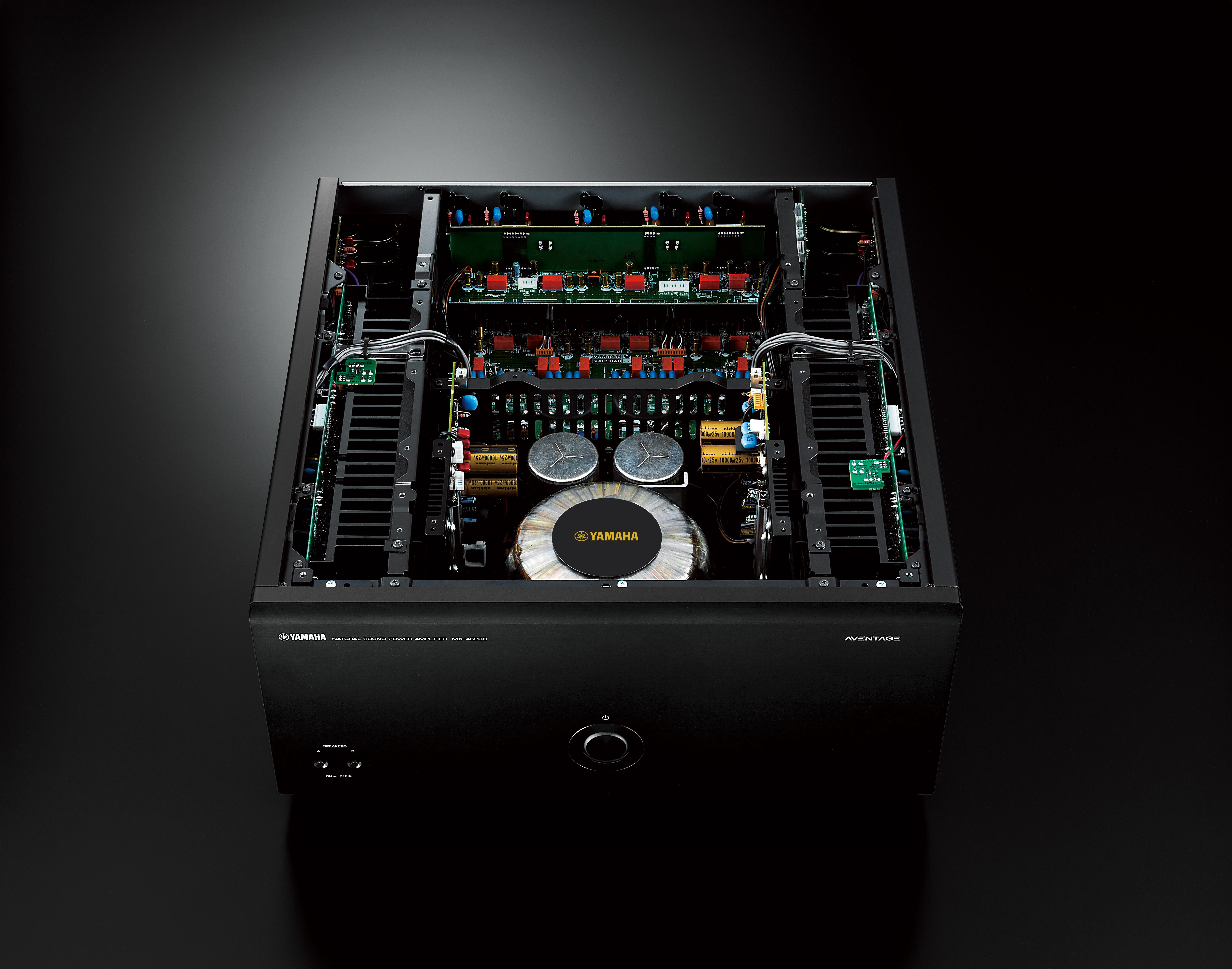 MX-A5200 - Overview - AV Receivers - Audio & Visual