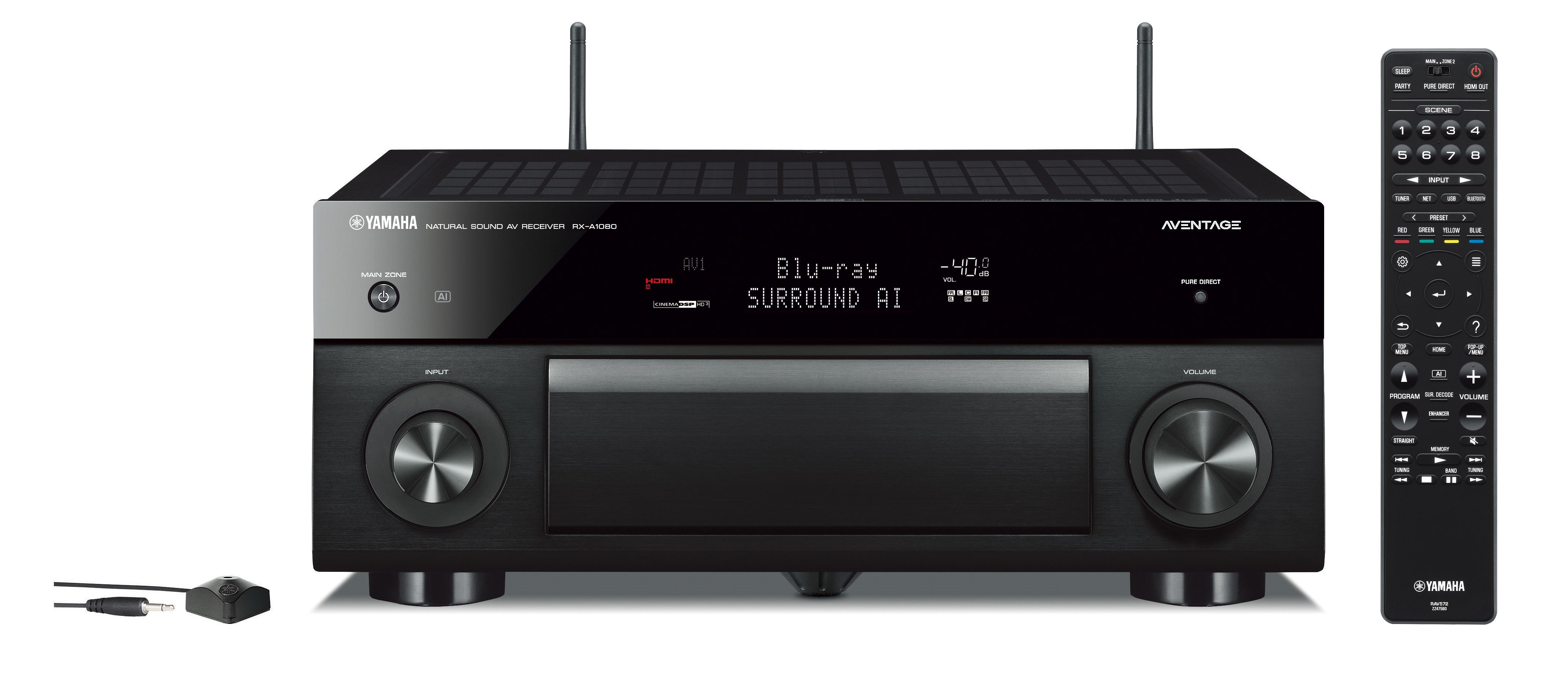 RX-A1080 - Support - AV Receivers - Audio & Visual - Products