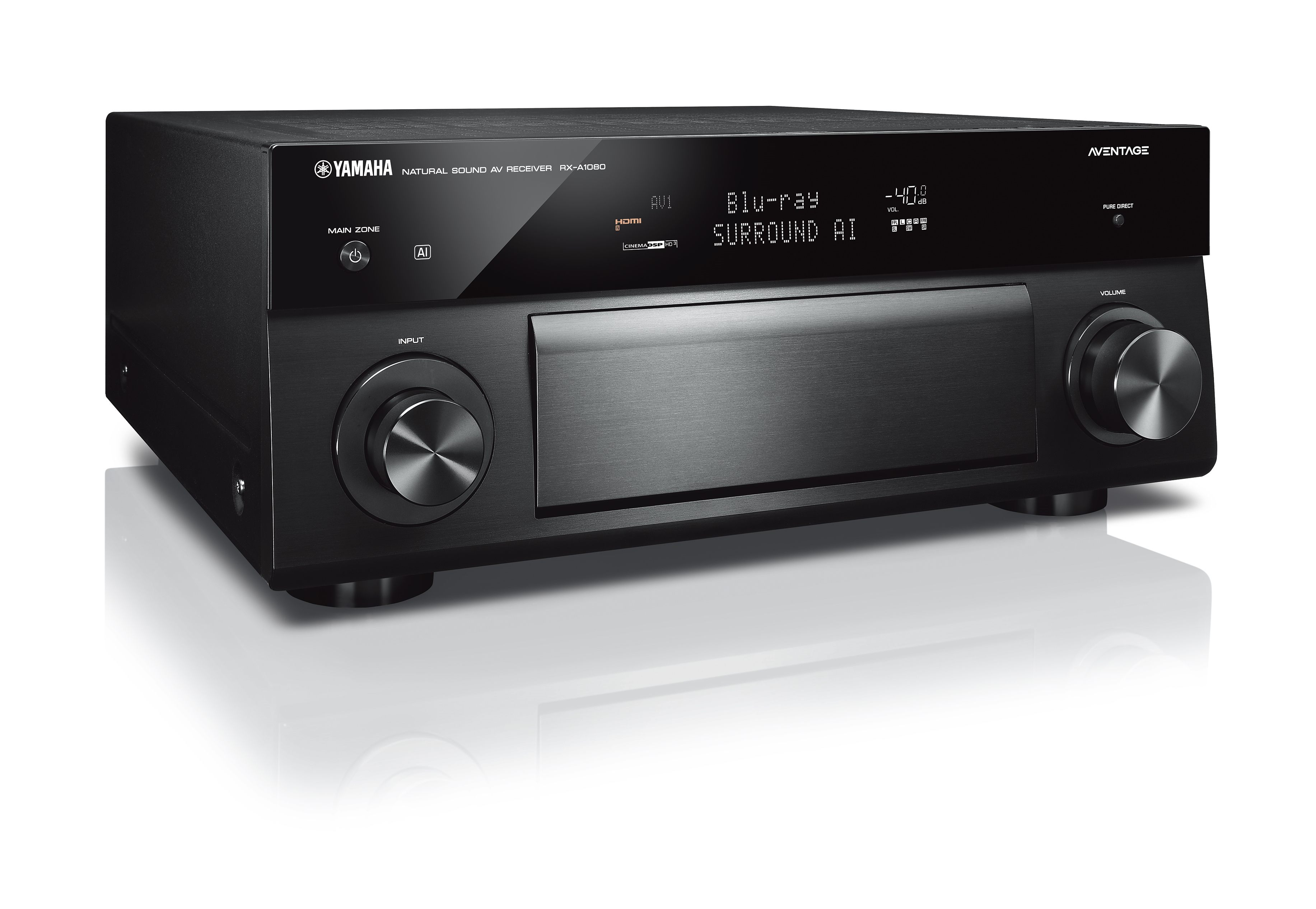 RX-A1080 - Overview - AV Receivers - Audio & Visual ... on