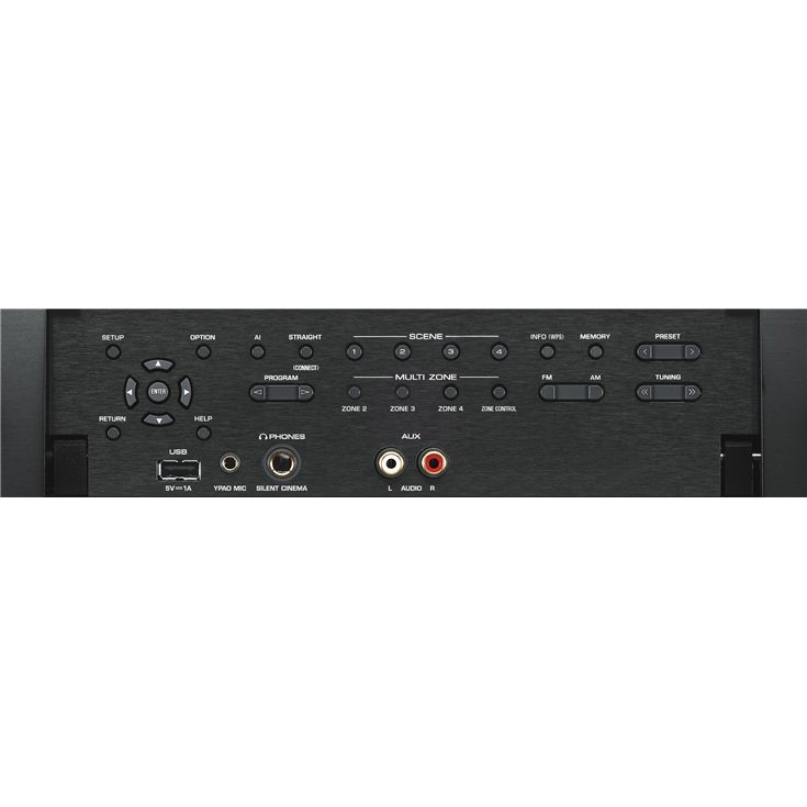 RX-A3080 - Overview - AV Receivers - Audio & Visual