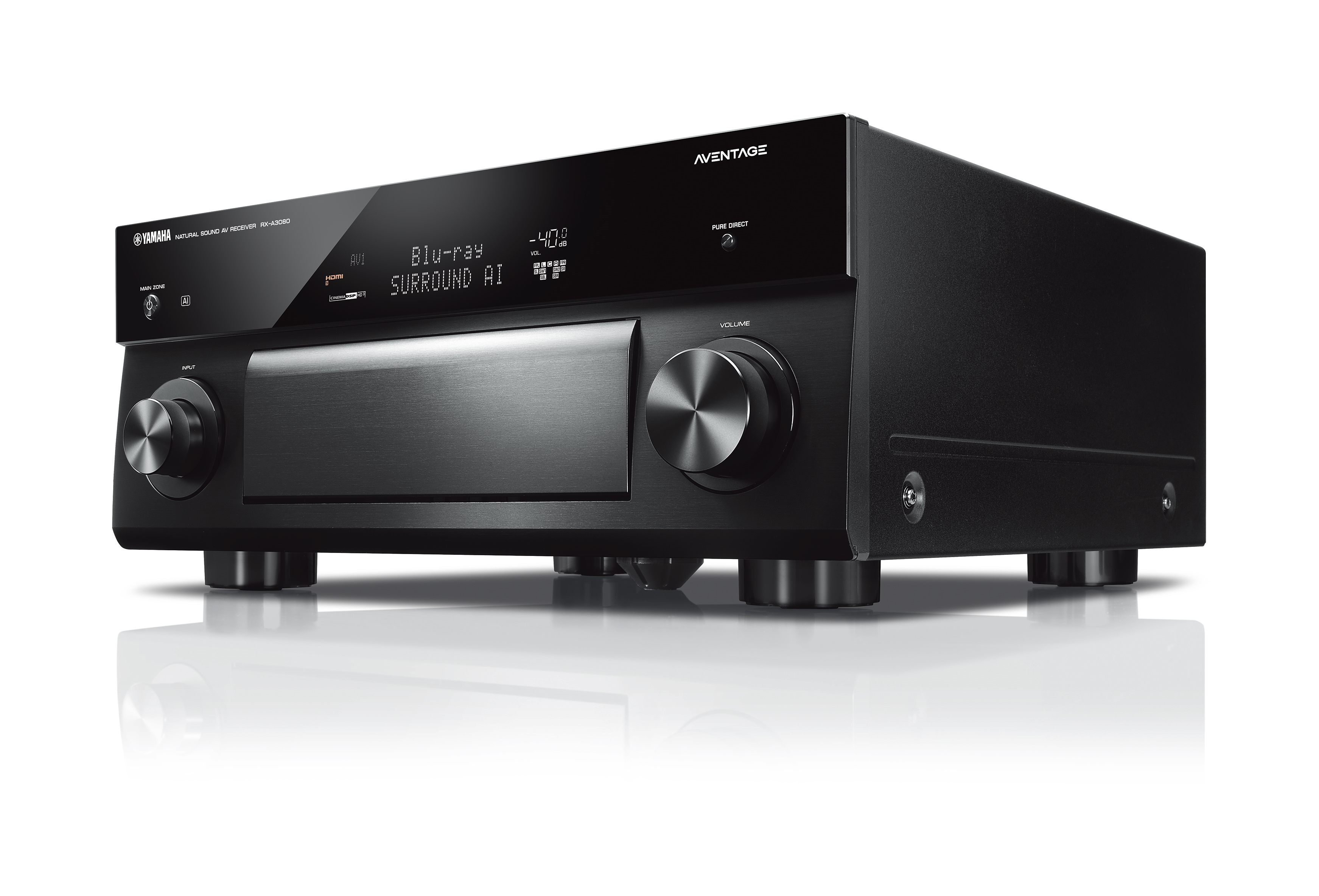 Rx A3080 Overview Av Receivers Audio Visual
