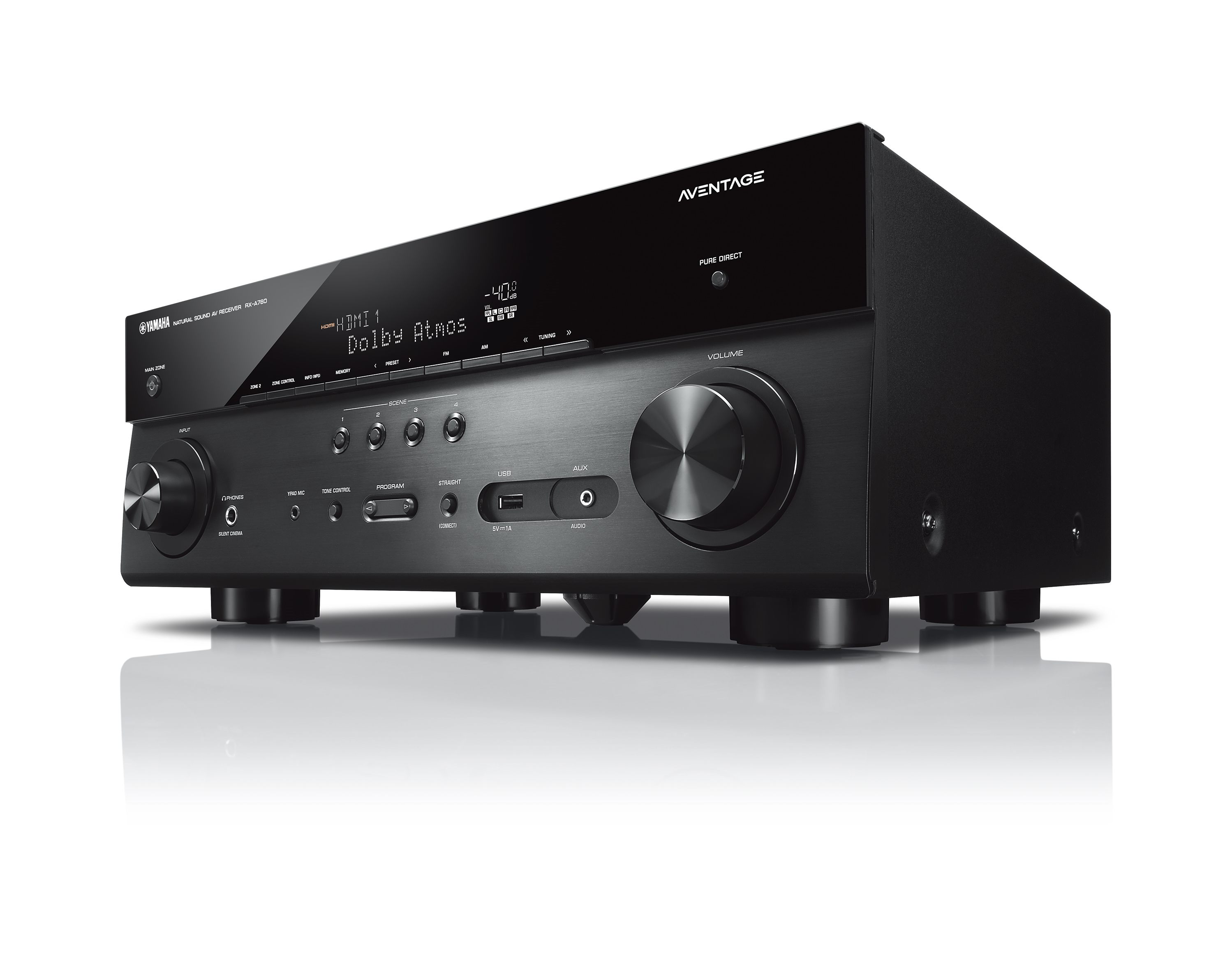 RX-A780 - Support - AV Receivers - Audio & Visual - Products