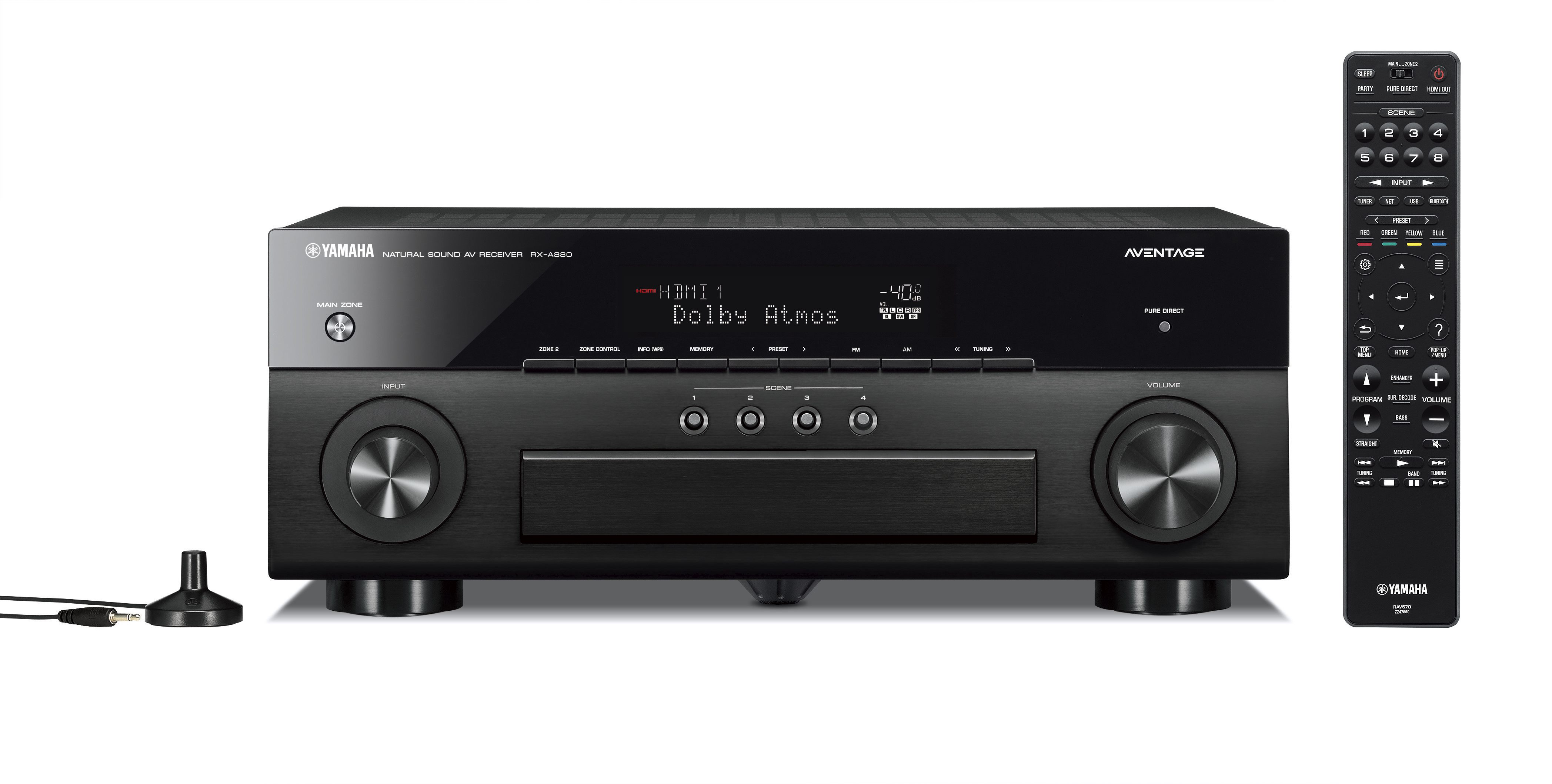 RX-A880 - Overview - AV Receivers - Audio & Visual
