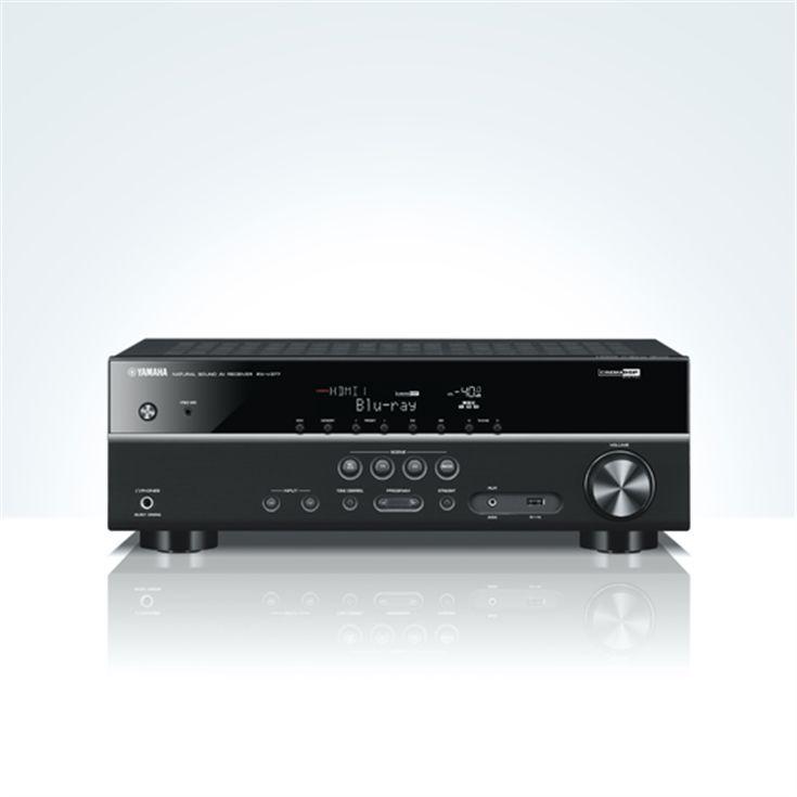 RX-V377 - Downloads - AV Receivers - Audio & Visual