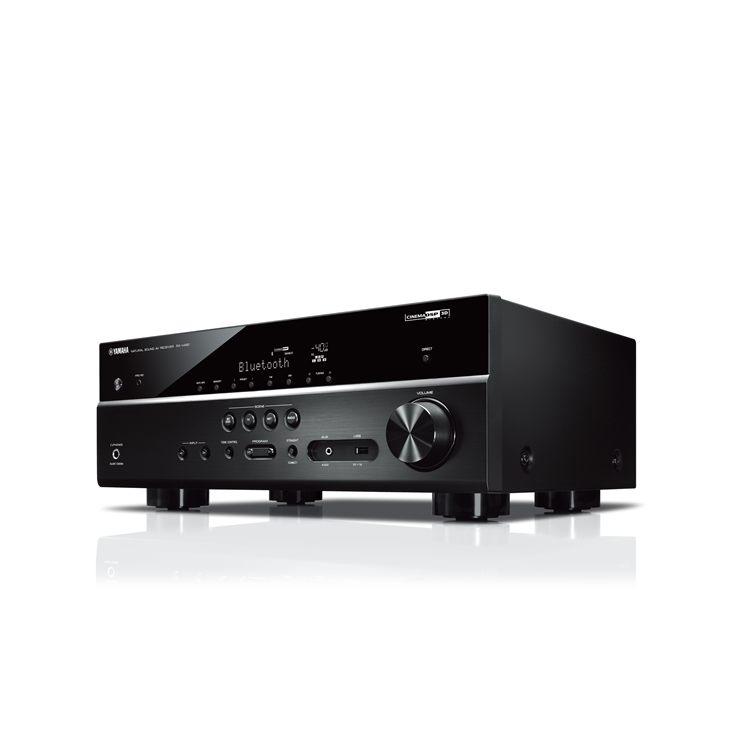 Rx V485 Overview Av Receivers Audio Visual
