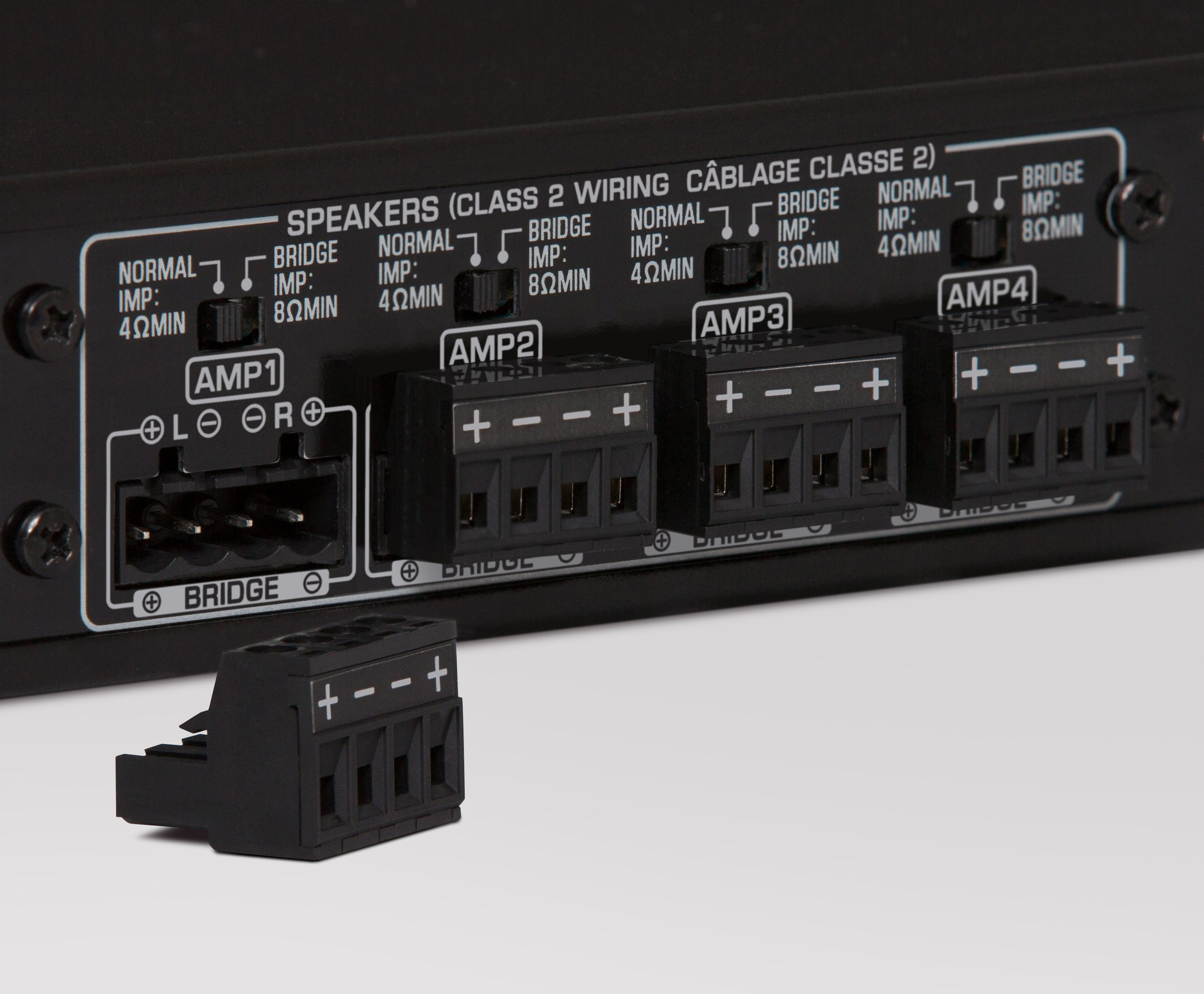 XDA-AMP5400RK - Overview - Multi-Room Amplifiers - Audio