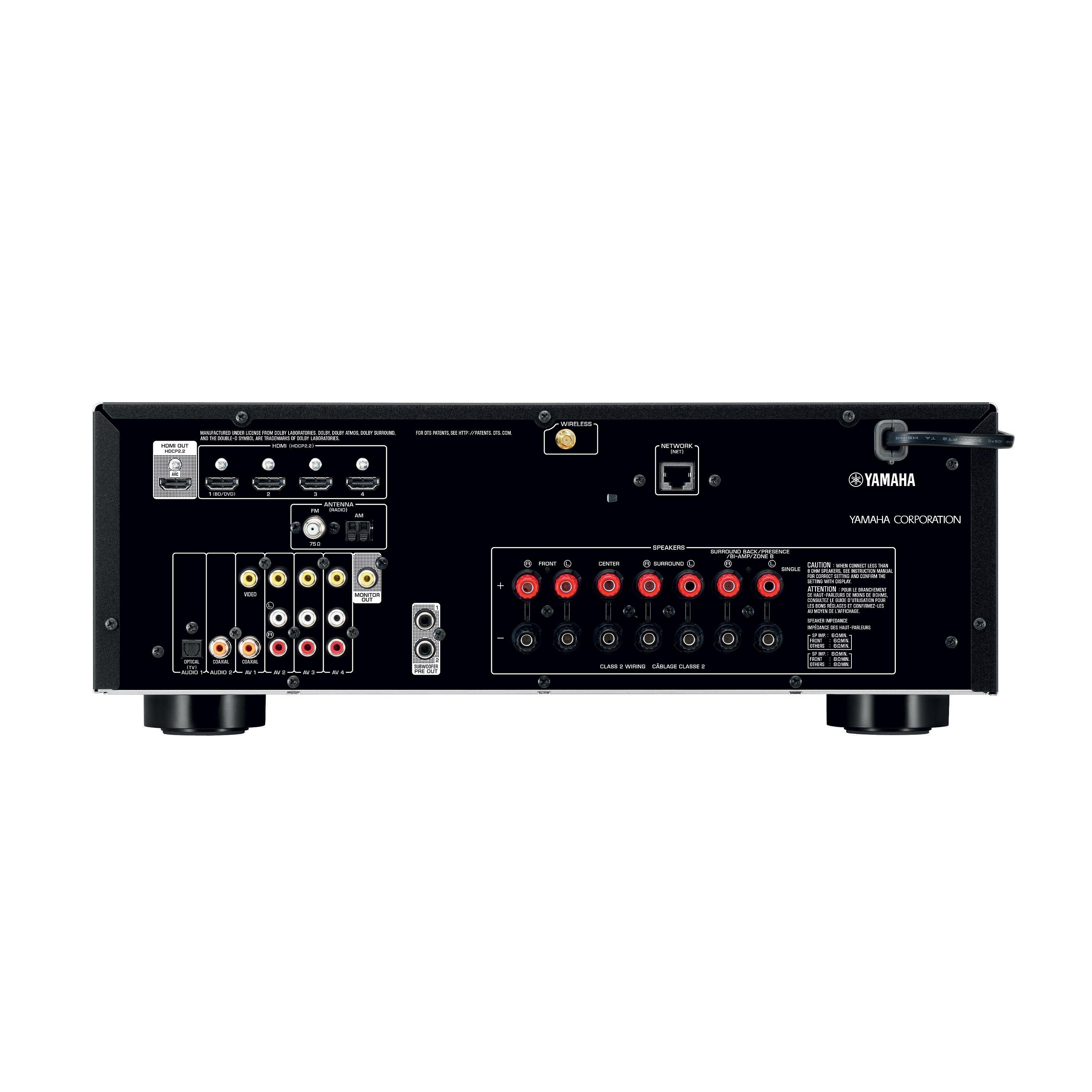 tsr 5810 overview av receivers audio visual products rh usa yamaha com Yamaha Sustain Pedal yamaha rx-v367 manual download