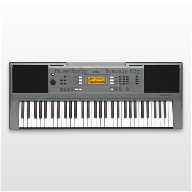PSR-E353 - Downloads - Portable Keyboards - Keyboard