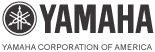 Yamaha Corporation of America.