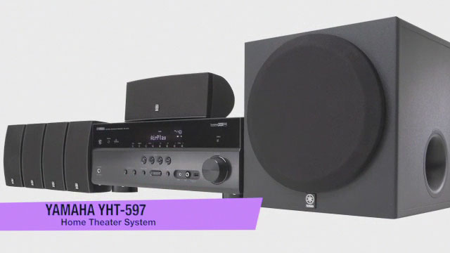 YHT-597 Overview Video
