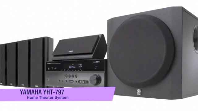 YHT-797 Overview Video