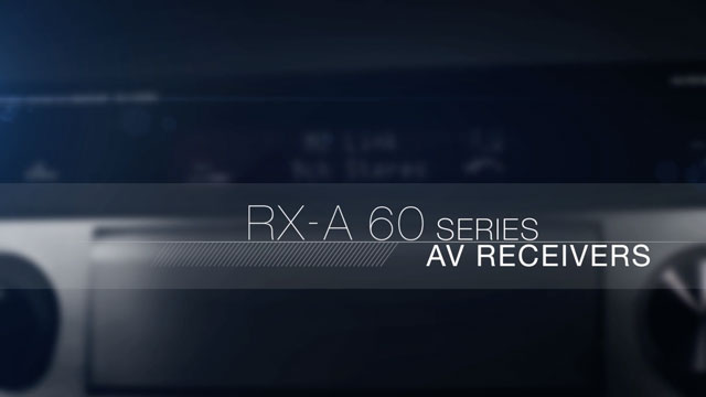 AVENTAGE RX-A60 Series Overview video