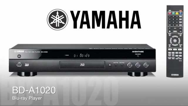 BD-A1020 Blu-ray Disc™ Player