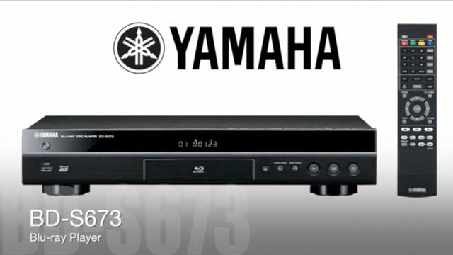 BD-S673 Blu-ray Disc™ Player