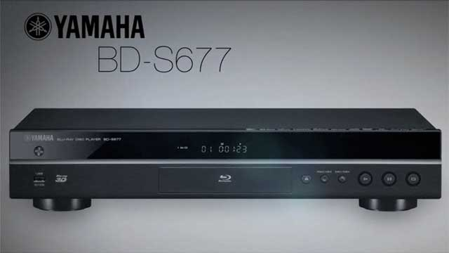 BD-S677 Overview Video