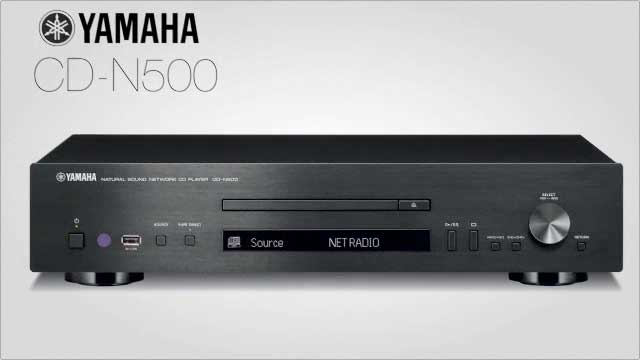 CD-N500 Product Overview Video
