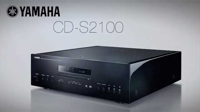 CD-S2100 Overview