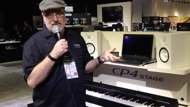 CP4/CP40 Stage Pianos
