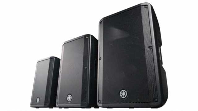 DBR Powered Speakers First Look