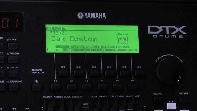 Voice Sets