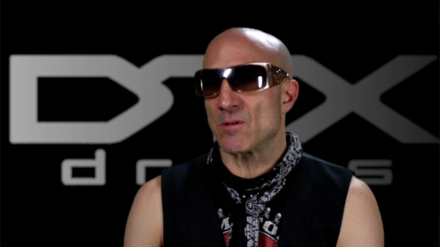 DTX Artist Interviews - Kenny Aronoff