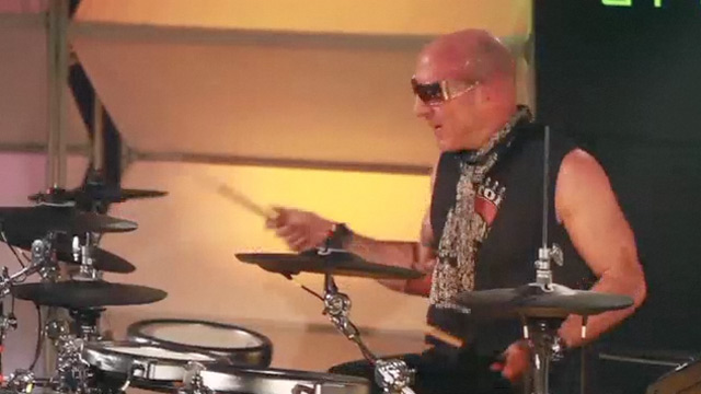 DTX Live Performance Videos - Kenny Aronoff