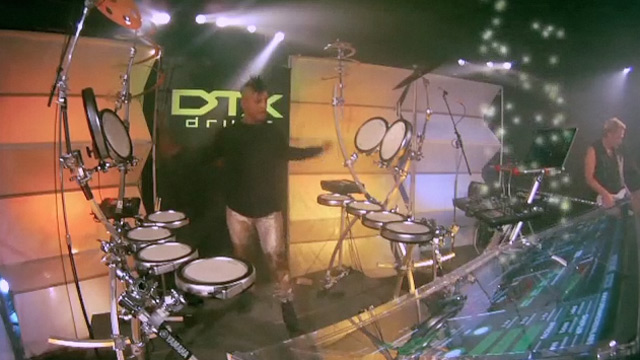 DTX Live Performance Videos - Ravi Drums