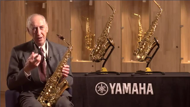 Dr. Eugene Rousseau - Advantages of New 62 Saxophones