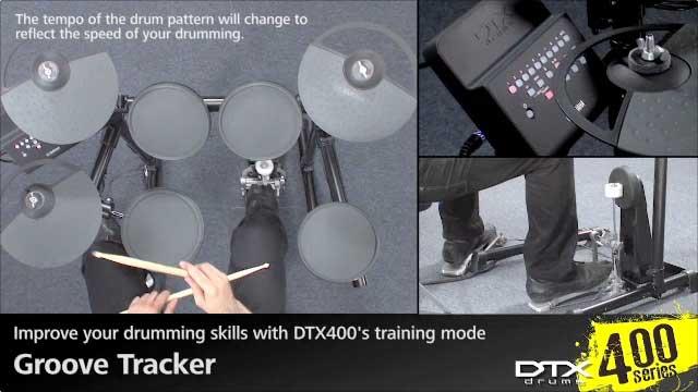 Groove Tracker