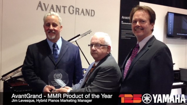 MMR Award for AvantGrand