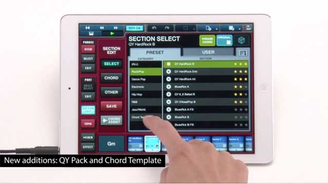 Mobile Music Sequencer App v3.0 - Overview
