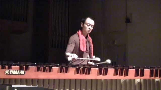 Pius Cheung Etude in e minor