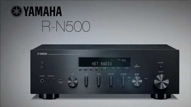 R-N500 Overview Video
