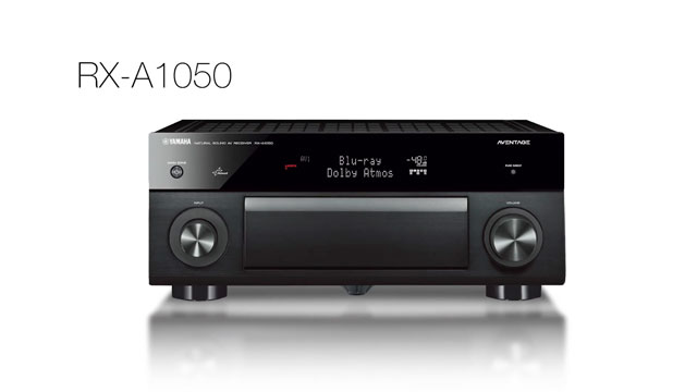 AVENTAGE RX-A1050 with MusicCast