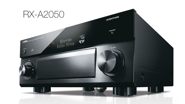 AVENTAGE RX-A2050 with MusicCast