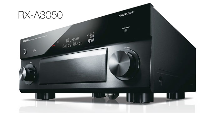 AVENTAGE RX-A3050 with MusicCast