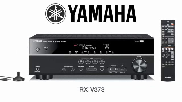 RX-V373 Overview Video