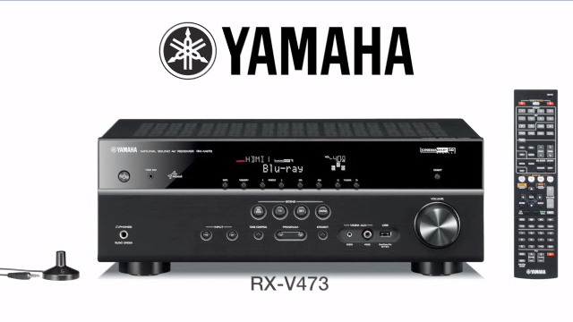RXV473 Overview Video