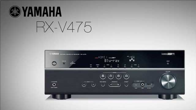 RX-V475 Overview Video