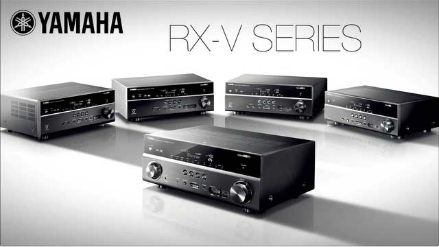 RX-V 77 Series Overview