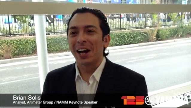 Video Interview with Brian Solis - Digital Marketing