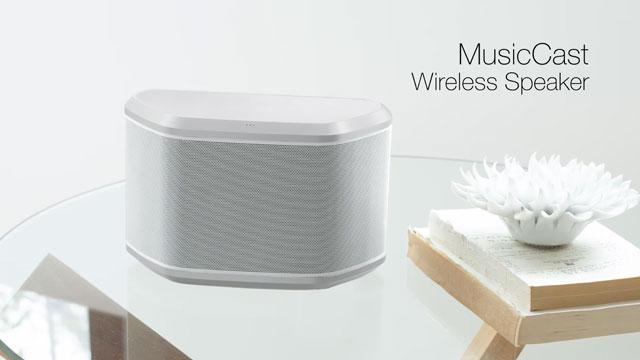 MusicCast WX-030  Wireless Speaker Overview