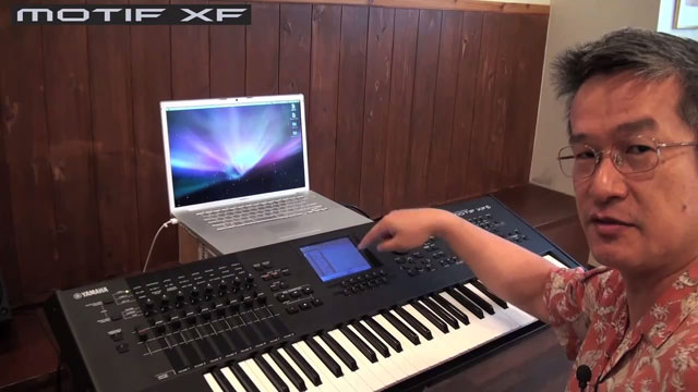 MOTIF XF Demo Videos