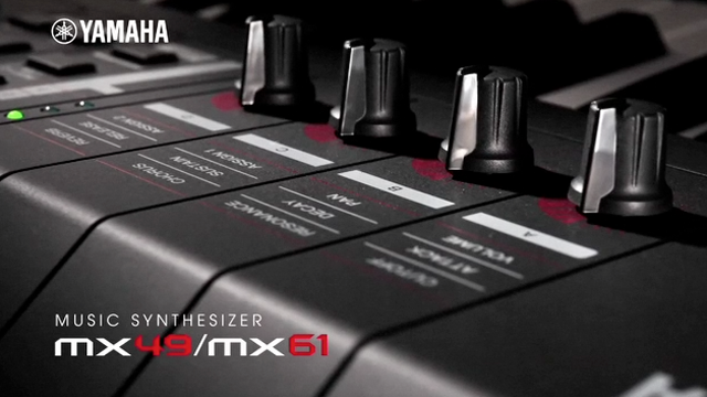 Introduction of the MX Sythesizers