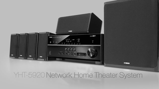 YHT-5920 Home Theater System