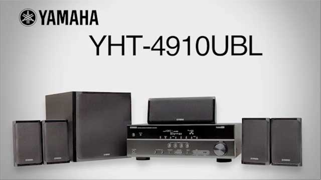 YHT-4910UBL Overview Video
