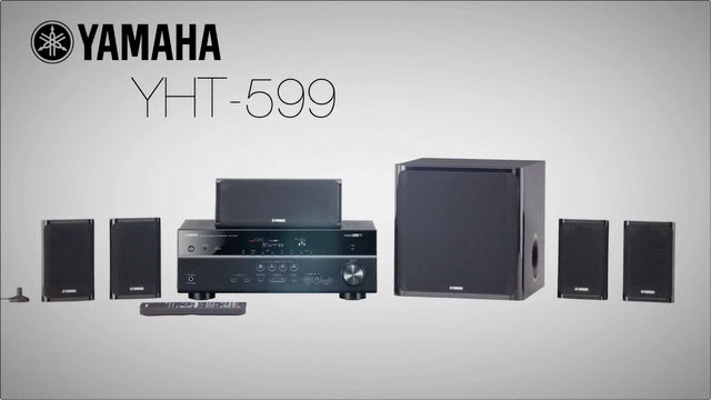 YHT-599 Home Theater System Overview Video