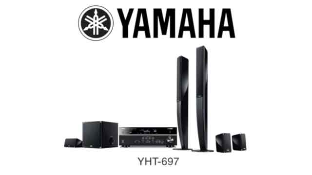 YHT-697 Home Theater System Overview Video