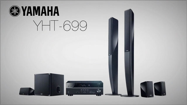 YHT-699 Home Theater System Overview Video