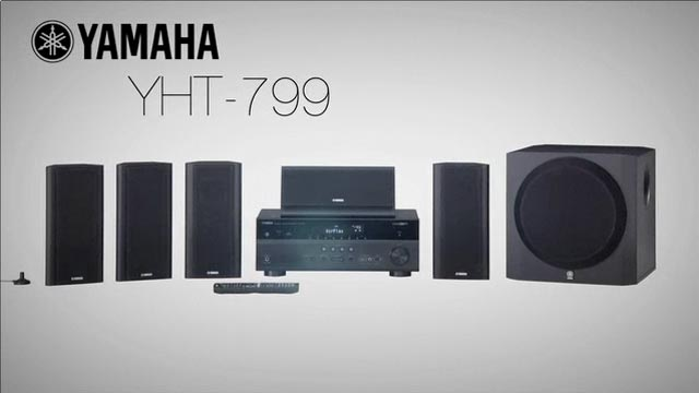 YHT-799 Home Theater System Overview Video